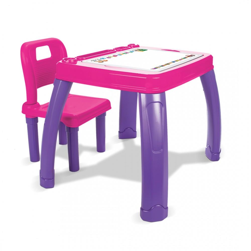 Παιδικό Γραφείο Μελέτης , Ρόζ, PL-402