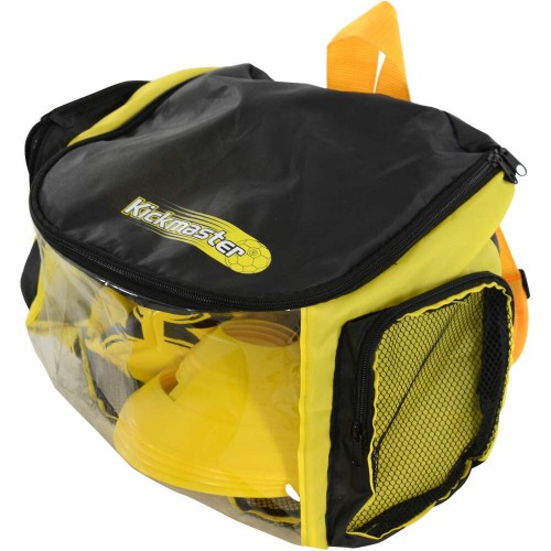 Σετ εκπαίδευσης σακιδίων πλάτης Κίτρινο-Μαύρο MV-019
